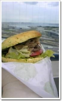 徳島バーガー 横浜そごうにて